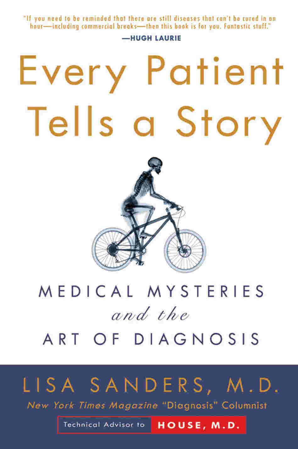Every Patient Tells A Story Book Cover