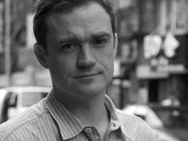 Author Patrick Radden Keefe