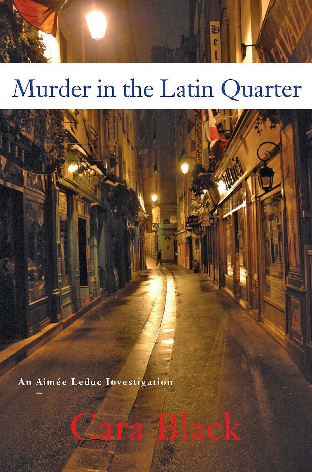 'Latin Quarter' Cover