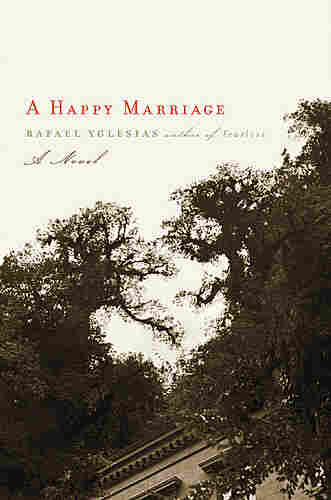 Book Cover: 'A Happy Marriage'