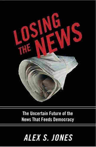 Book Cover: 'Losing The News'