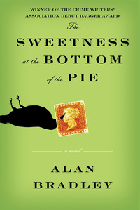 'The Sweetness At The Bottom Of The Pie' cover