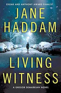 'Living Witness' Cover 200