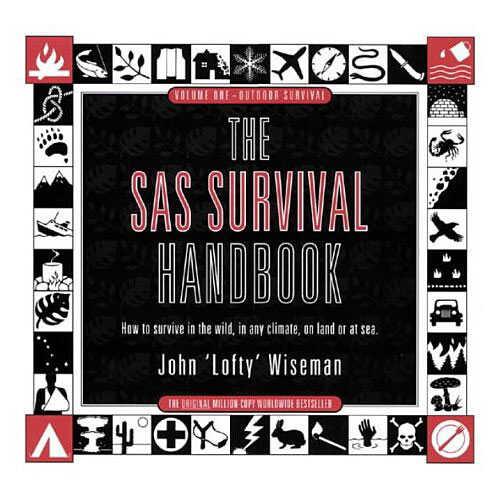 Cover: 'SAS Survival Handbook'