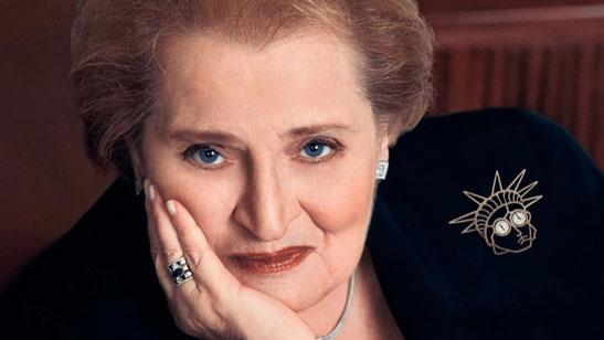 Madeleine albright faith and diplomacy essay