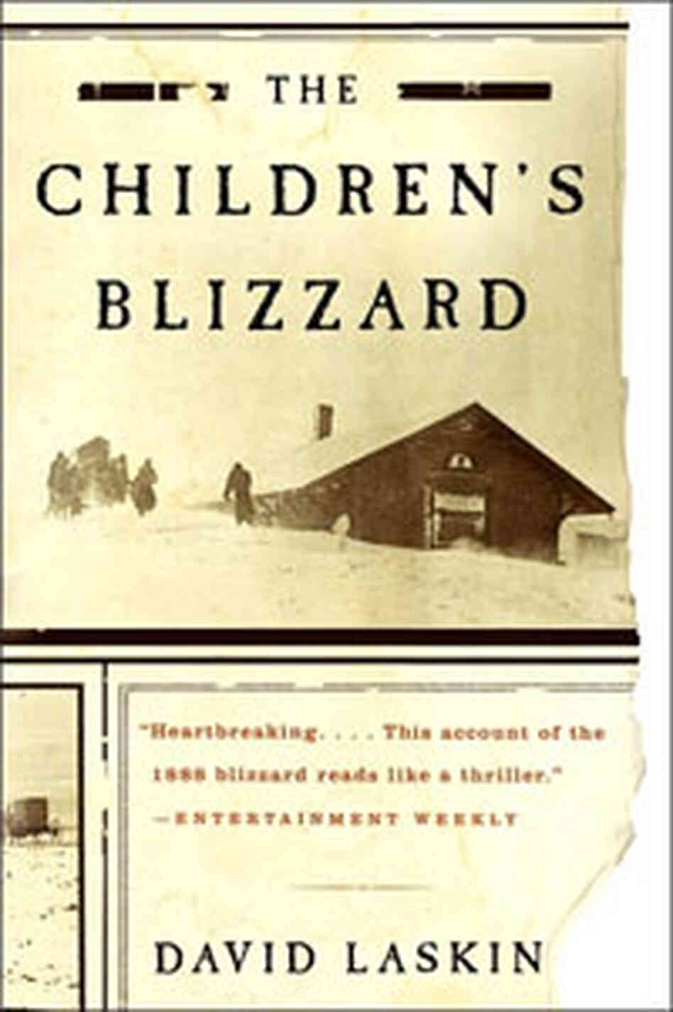 'The Children's Blizzard'
