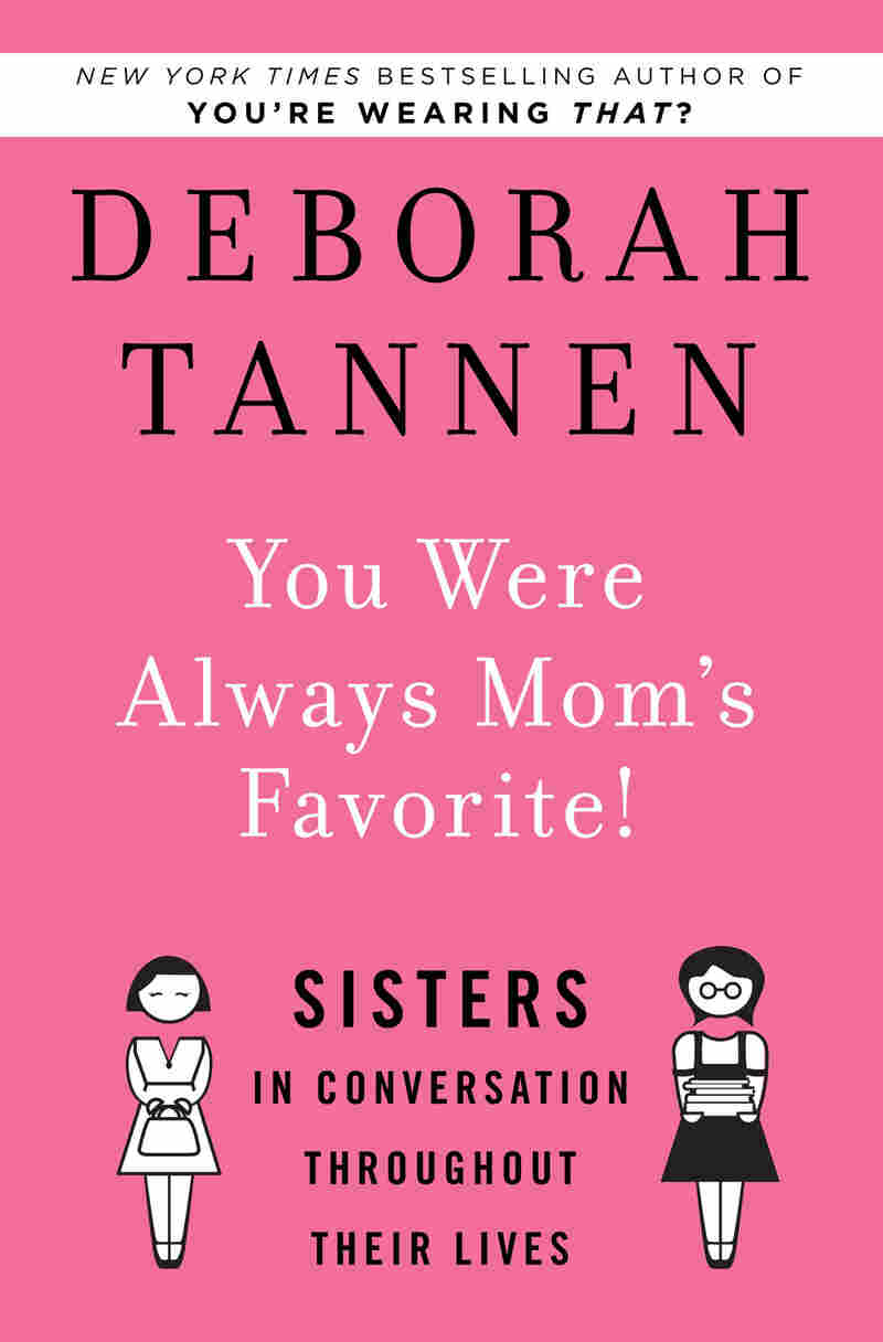 "Book Cover: ""You Were Always Mom's Favorite"""