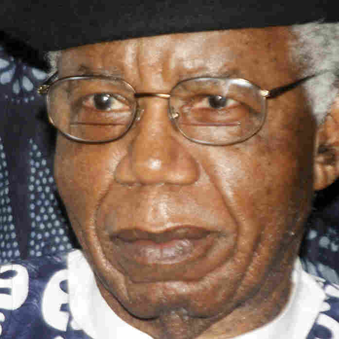 Chinua Achebe: 'Heart Of Darkness' Is Inappropriate