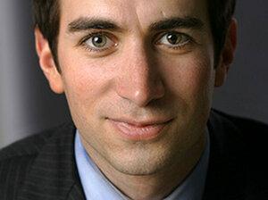 Journalist Andrew Ross Sorkin