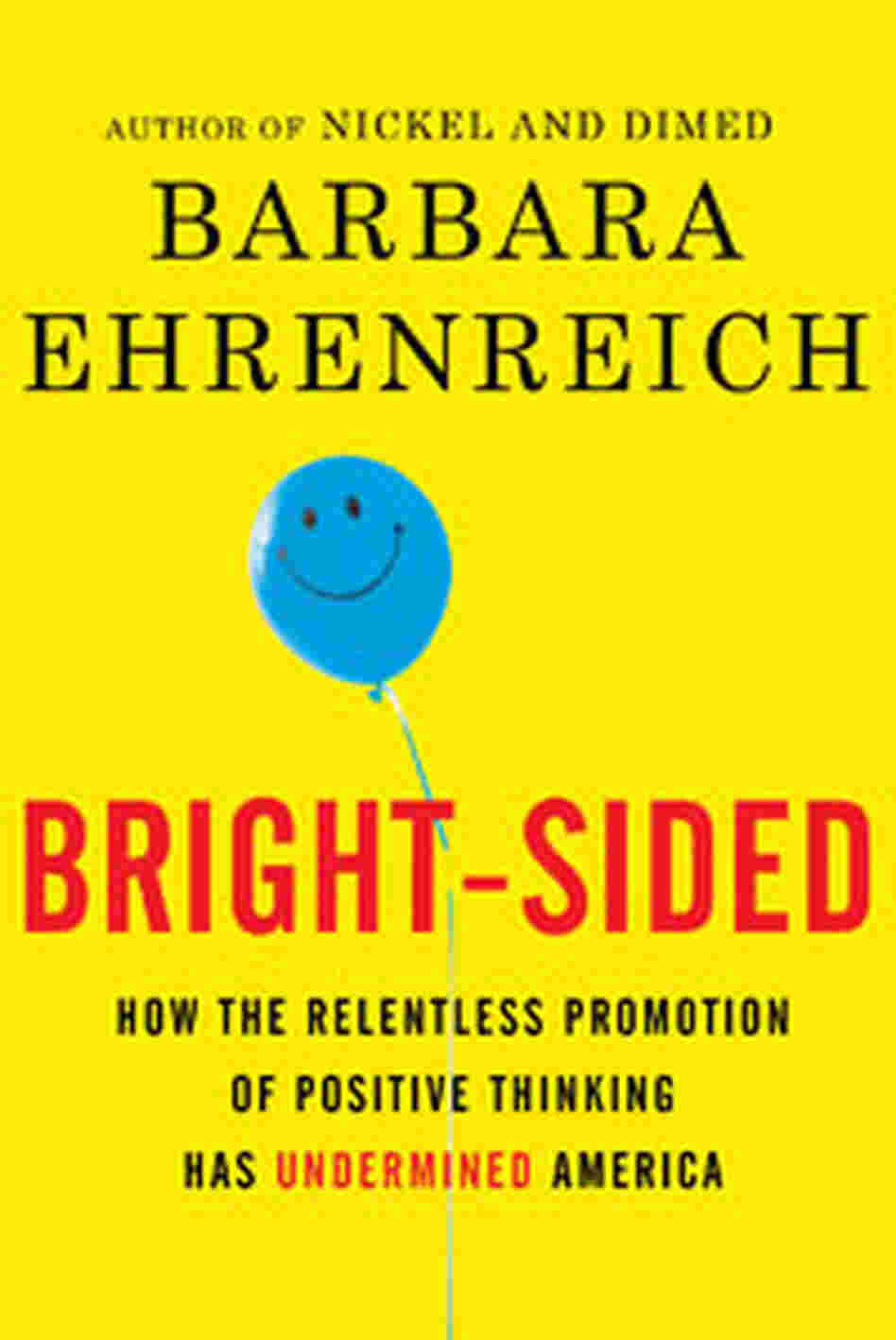 Book Cover of Bright-sided