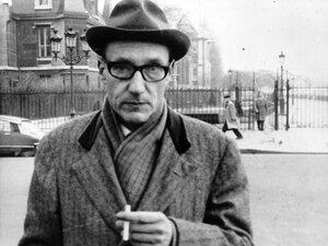 William Burroughs, January 1965