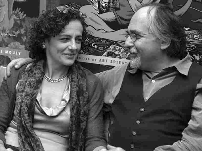 Art Spiegelman and Francoise Mouly