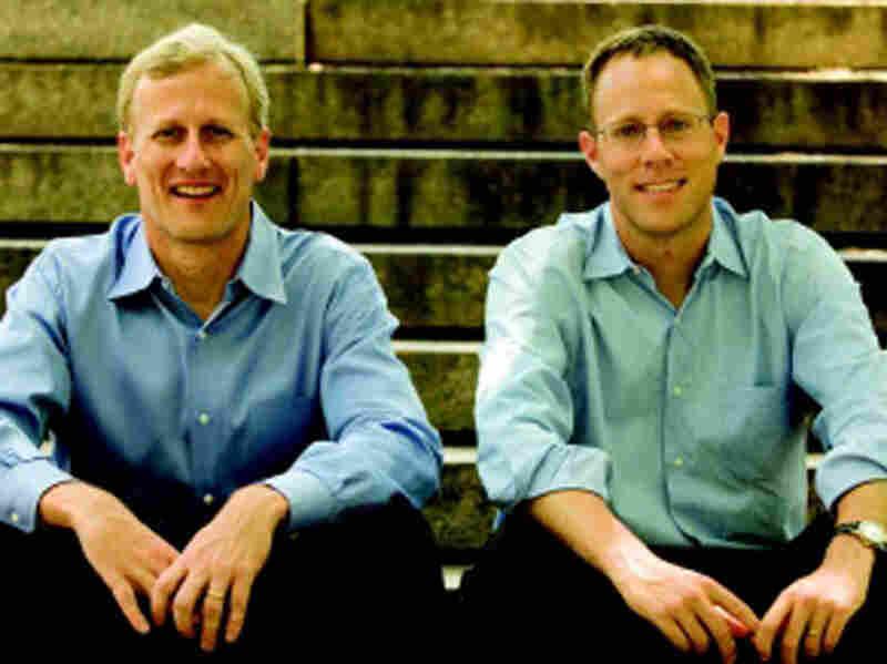 David Cloud (L) and Greg Jaffe