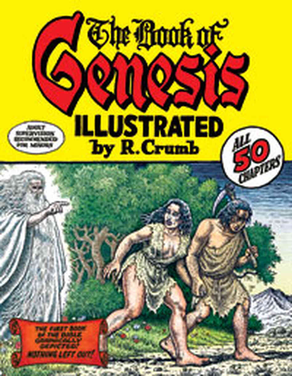 'The Book of Genesis Illustrated'