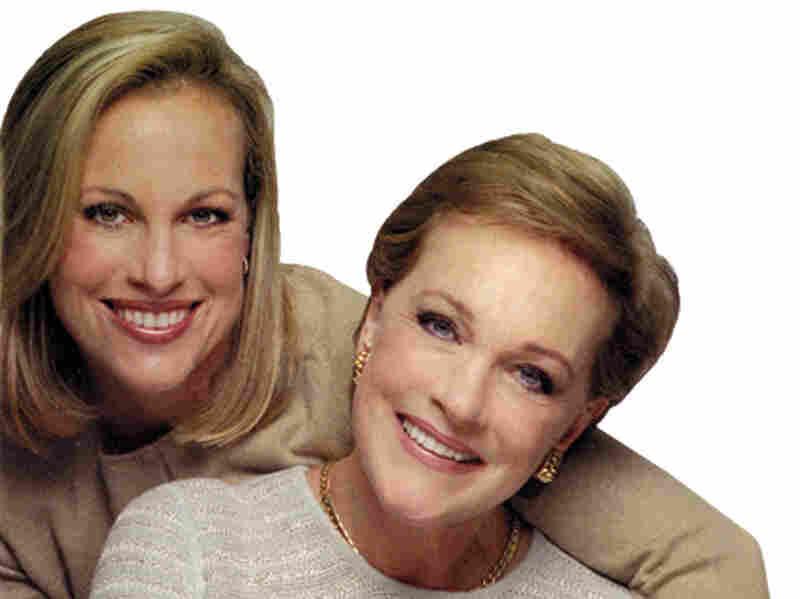 Julie Andrews and daughter Emma Walton Hamilton