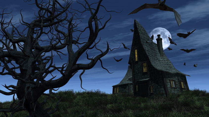 Three Hauntingly Unforgettable Literary Houses Npr