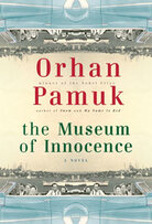 'The Museum of Innocence' cover