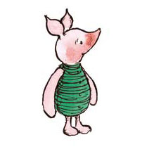 Piglet, credit Mark Burgess