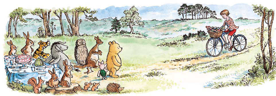 An image from 'Return To The Hundred Acre Wood'