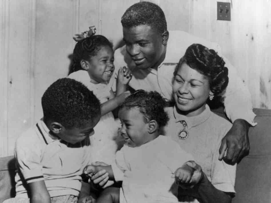 Three children sharon upper left jackie jr lower left and david