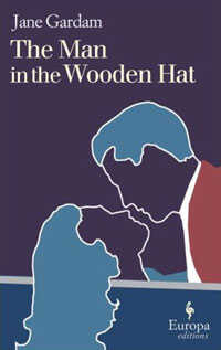 Book cover of Jane Gardam's 'The Man in the Wooden Hat'