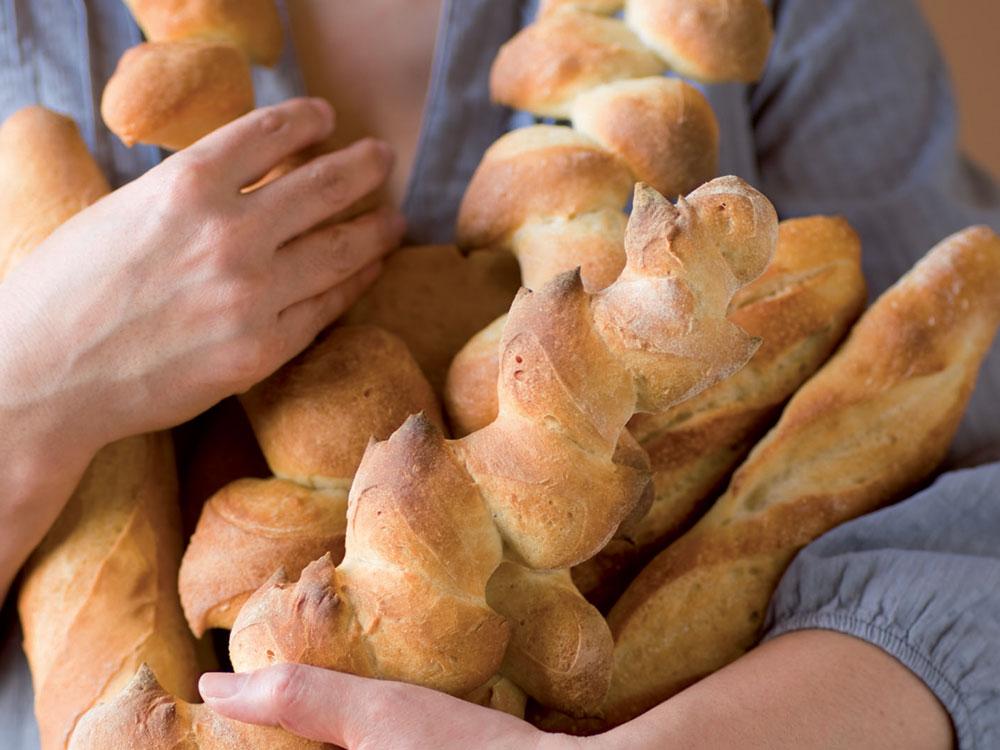 Recipe: Classic French Bread