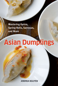 'Asian Dumplings' Book Cover