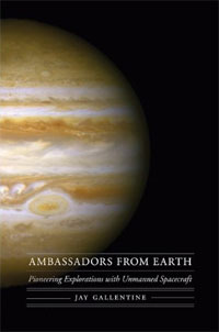 'Ambassadors From Earth' Book Cover