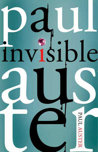 'Invisible' Book Cover