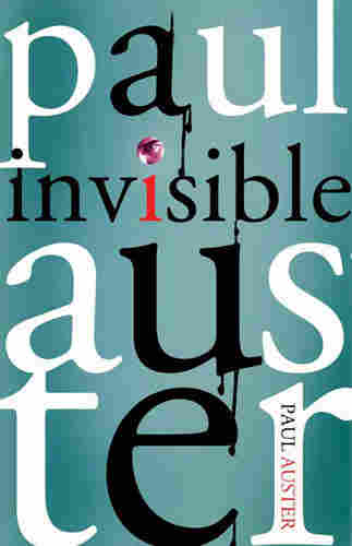 'Invisible' Book Cover