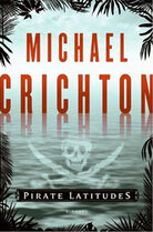 'Pirate Latitudes' Book Cover