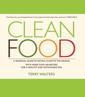 'Clean Food' Book Cover