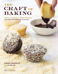 'Craft of Baking' Book Cover