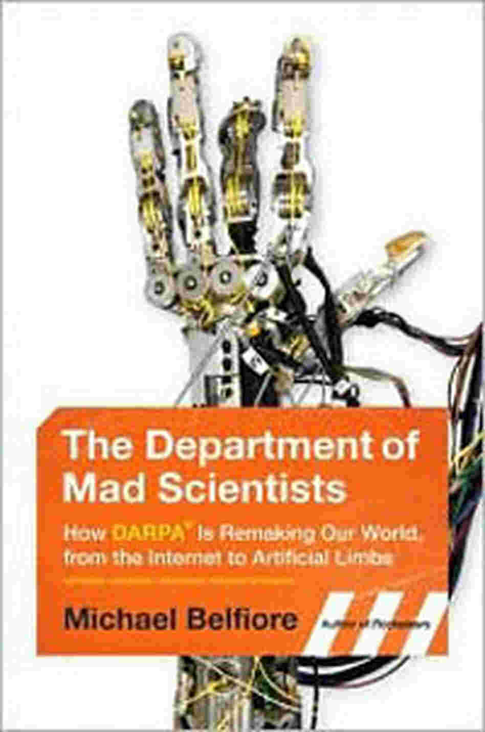 'The Department of Mad Scientists'
