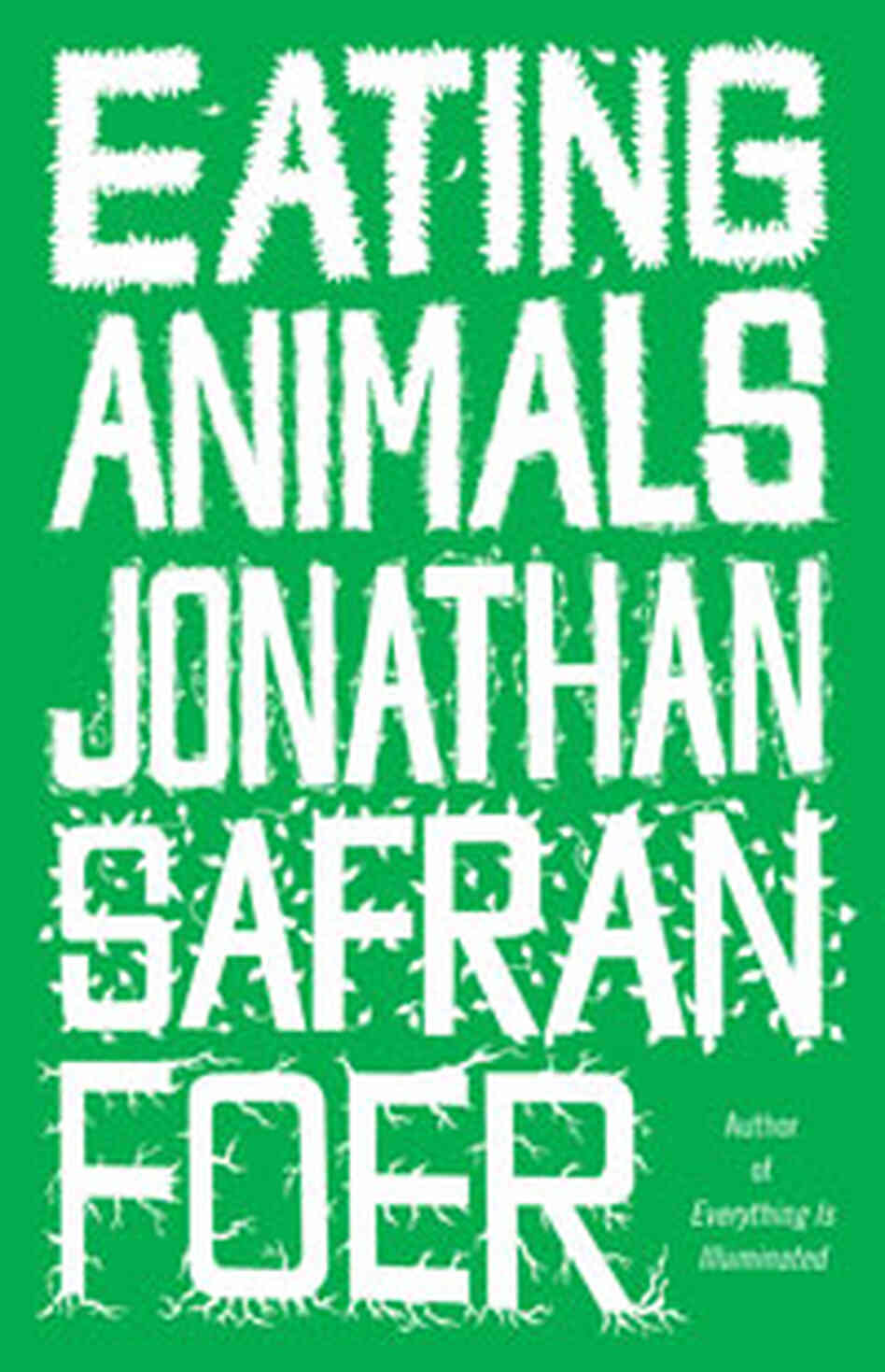 'Eating Animals' Book Cover