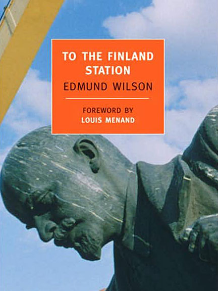 'To the Finland Station' book cover