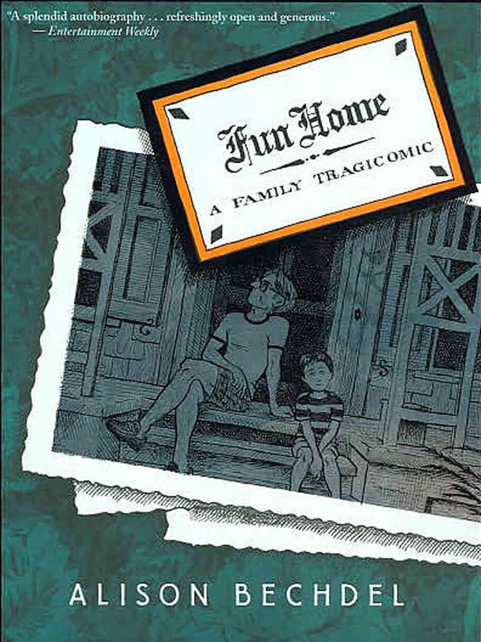 fun home a family tragicomic Fun home pdf: fun home, subtitled a family tragicomic, is a 2006 graphic memoir by the american writer alison bechdel, author of the comic.