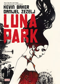 'Luna Park' book cover