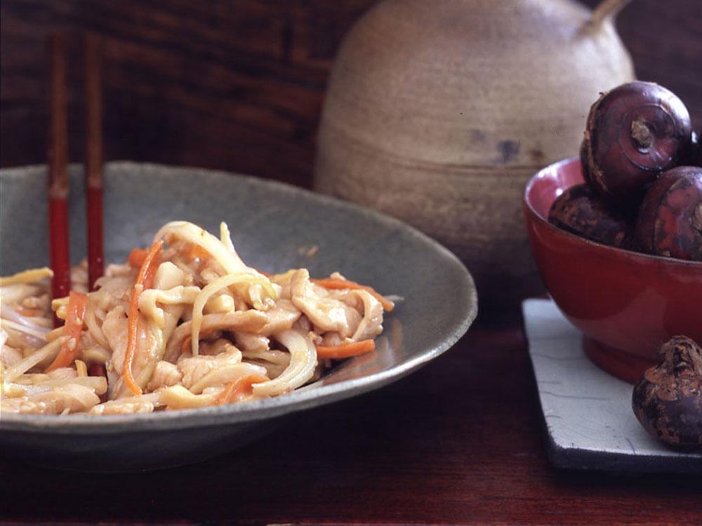Recipe: Hunan Hot-and-Spicy Shrimp : NPR