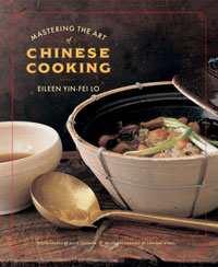 'Mastering the Art of Chinese Cooking' book cover