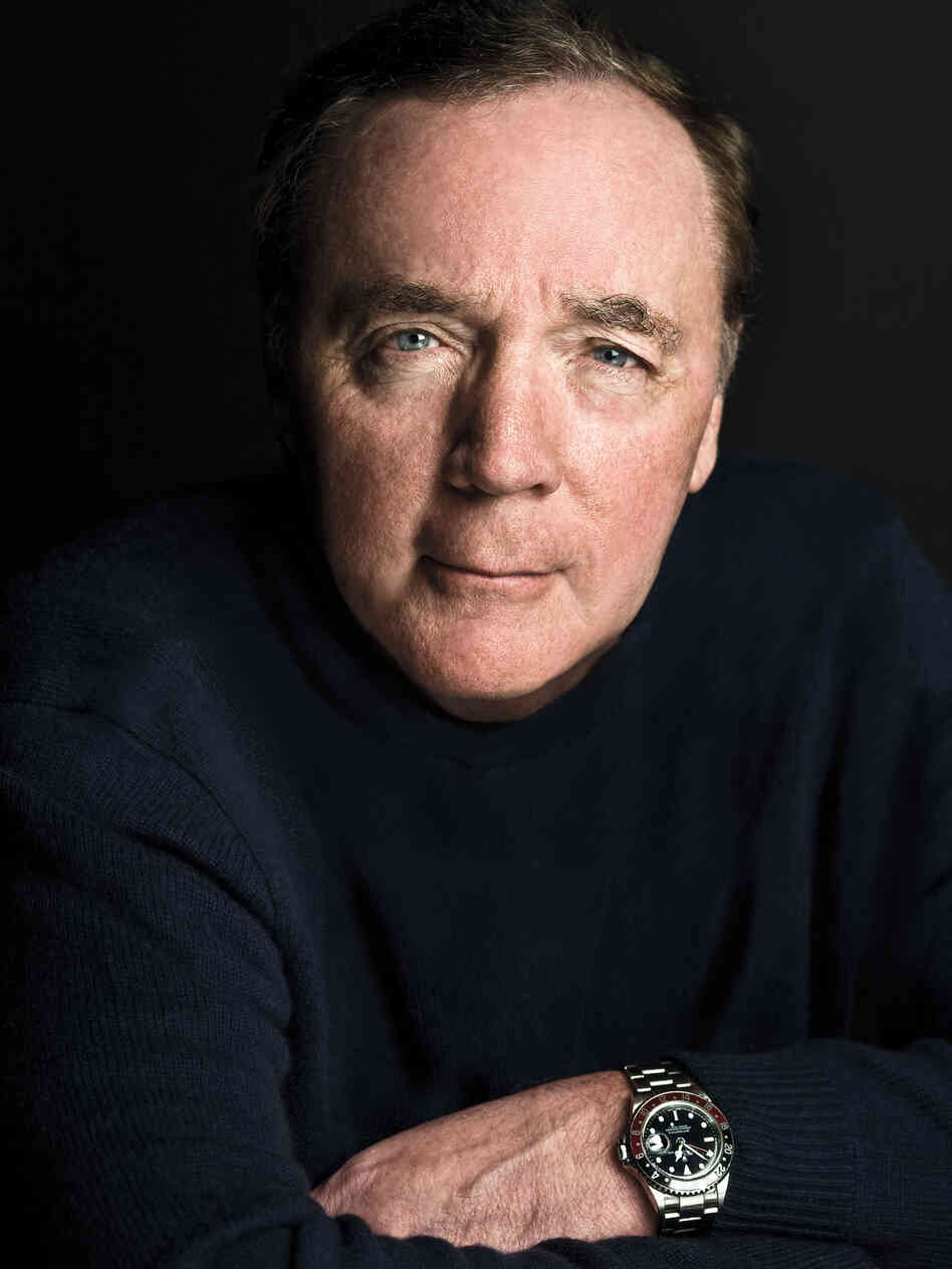James Patterson