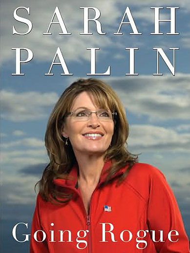 Sarah Palin 'Going Rogue' Cover