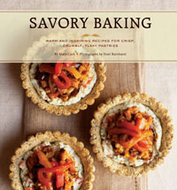 'Savory Baking' Book Cover