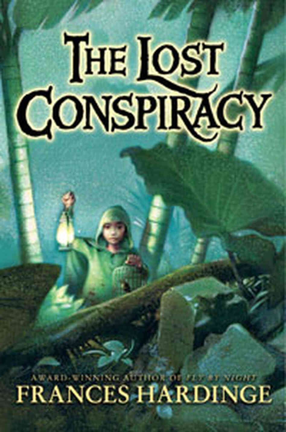 'The Lost Conspiracy'