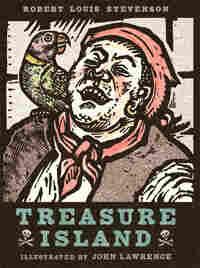 'Treasure Island' cover