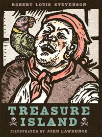 'Treasure Island' cover