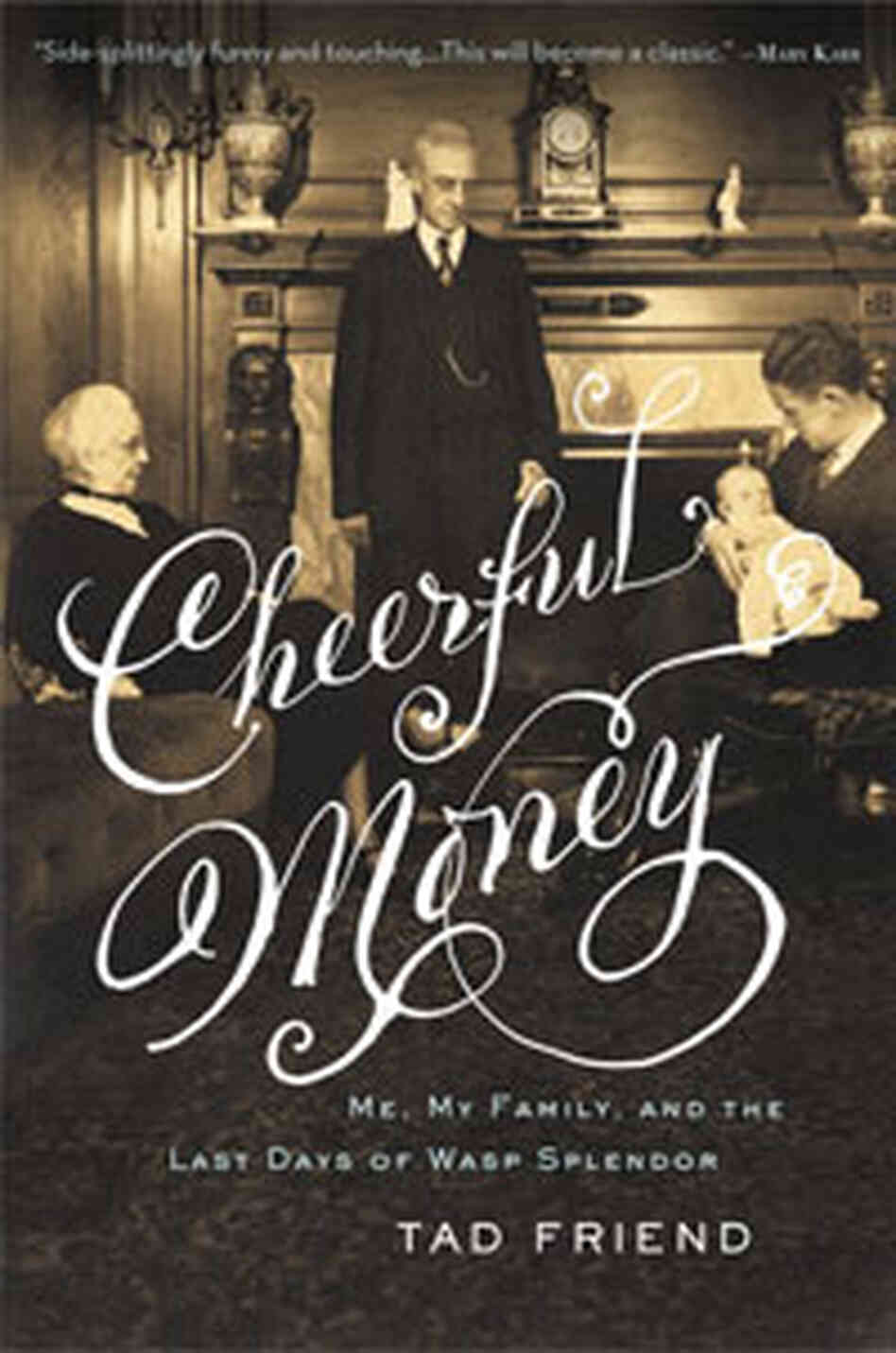 'Cheerful Money' book cover