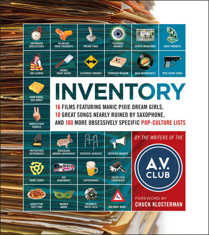 Cover of 'Inventory'