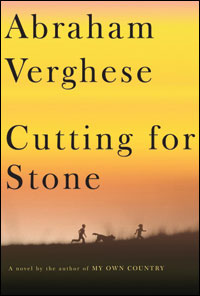 Custom: 'Cutting Stone' by Abraham Verghese