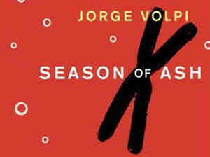 'Season of Ash' book cover detail